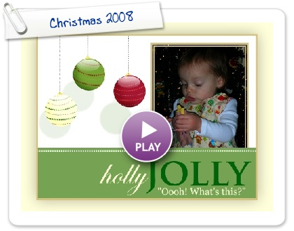 Click to play Christmas 2008