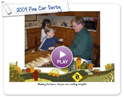 Click to play 2009 Pine Car Derby