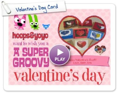 Click to play Valentine's Day Card