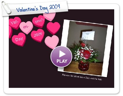 Click to play Valentine's Day 2009