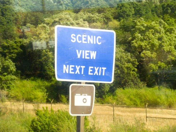 not our exit