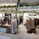 日本に100店舗「AMERICAN HOLIC(アメリカンホリック)」が、台湾へ進出中
