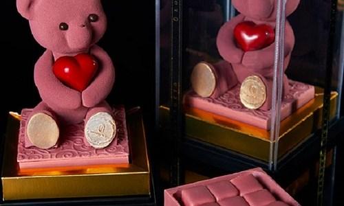 雑誌に紹介された厳選シリーズ!LOUANGE TOKYO(ルワンジュ東京)のバレンタイン特集