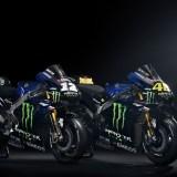 モンスターエナジ―・ヤマハ・MotoGP新型マシンを発表