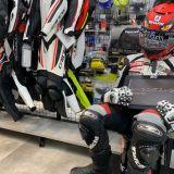 ライダーが喜ぶお店が関西にも!ナップス東大阪でバイク用品をリサーチ