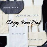 DEAN & DELUCA (ディーン&デルーカ)から、ENJOY GOOD FOODを