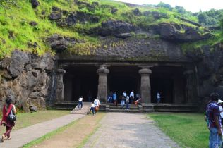 Elephanta Caves - one of my favorite places