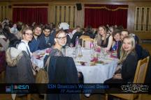 Welcome Dinner for International Students