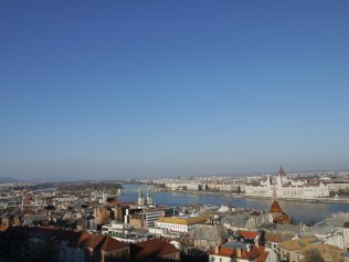 View from Fisherman's Bastian