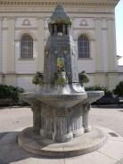 Pécs' city symbol
