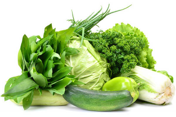green vegetables for healthy teeth