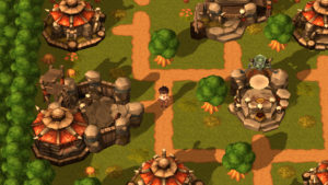 In Vitra - In-Game Screenshot