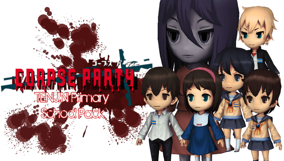 Smile Game Builder Corpse Party Resource Pack - Promotion Video
