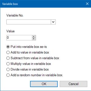 Variables in Smile Game Builder 1 - Basic