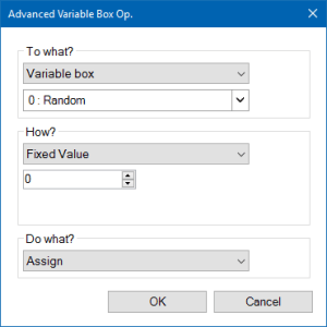 Variables in Smile Game Builder 3 - Advanced Variables