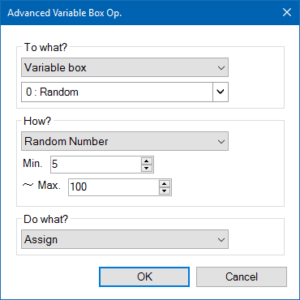 Variables in Smile Game Builder Part 2 - Random Numbers