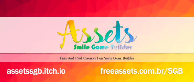 Assets SGB | Free and Paid Smile Game Builder Models