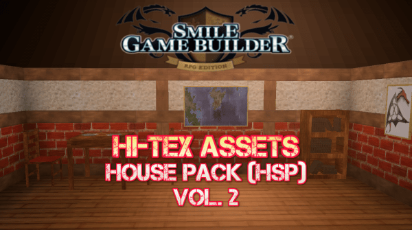 Hi-Tex Assets - House Pack Vol. 2