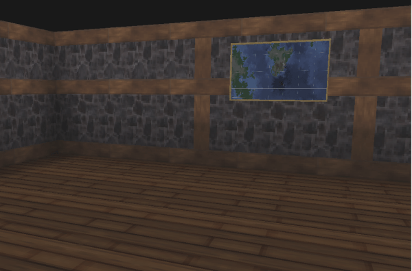 Stone House Terrain