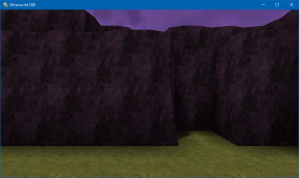 Smile Game Builder Assets: Dark Rock Terrain