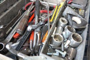 工具の整理before