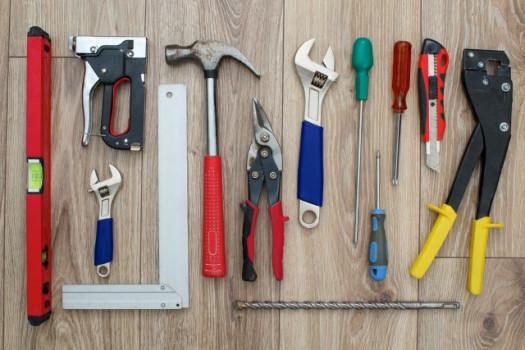 工具の整理after