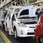 トヨタ自動車工場