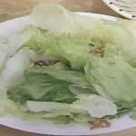 【時短料理】3分3品作れる!レタス炒めのレシピ あさイチで紹介