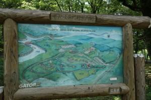 休暇村 帝釈峡 くぬぎの森キャンプ場