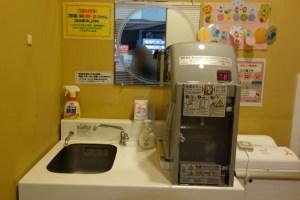スオーナダフェリー 授乳室の設備1