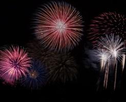瀬戸大橋30周年イベントの花火の新日時はいつ?場所もチェック