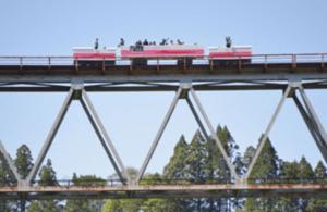 [高千穂の観光]あまてらす鉄道へのアクセスは?混雑状況と駐車場も確認