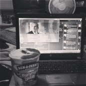 West Wing + Twitter + Karmal Sutra = Happiness!