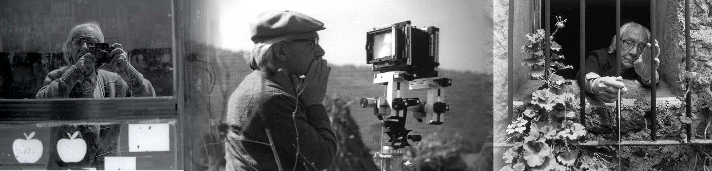 Manuel Álvarez Bravo, un fotógrafo al acecho.