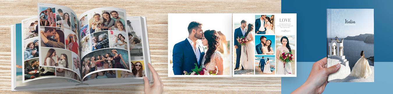 Fotosmile_Diseña tu Fotobook_Fotobook Boda