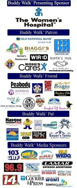 Buddy Walk sponsors 11-18-13