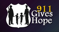 THANK YOU 911 GIVES HOPE FOR YOUR CONTINUED SUPPORT