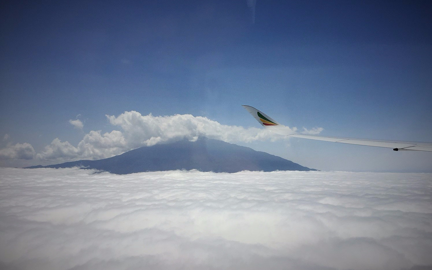 Journey above the Clouds- Kilimanjaro, Lemosho Day 1