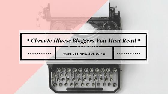 Must Read Chronic Illness Blogs