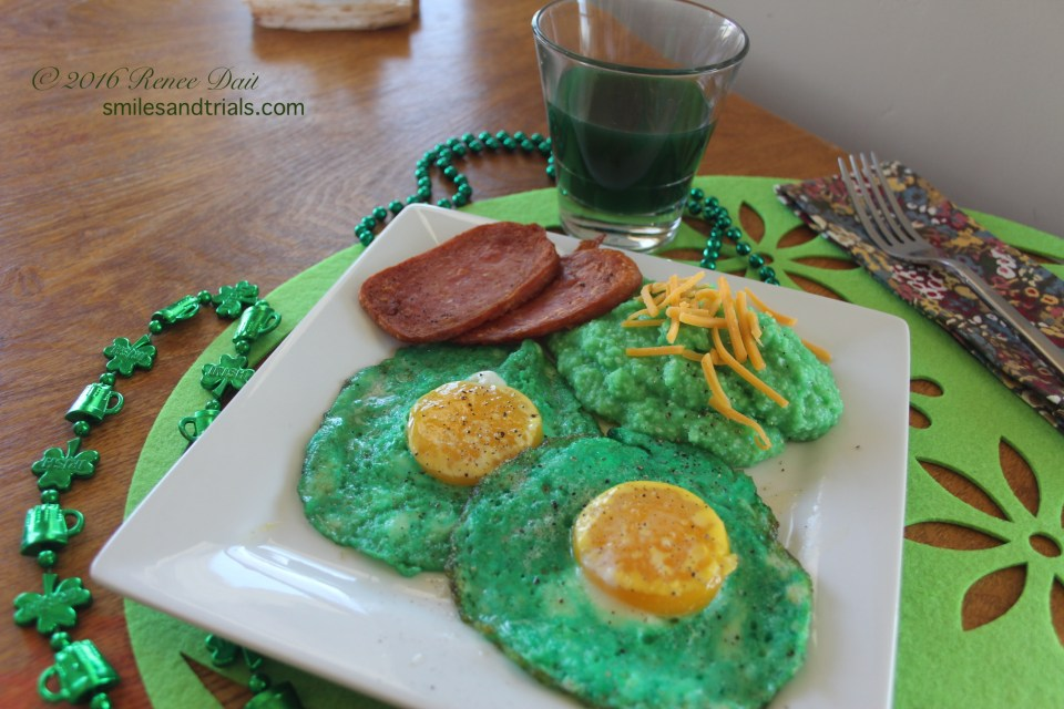 3153 green eggs and spam