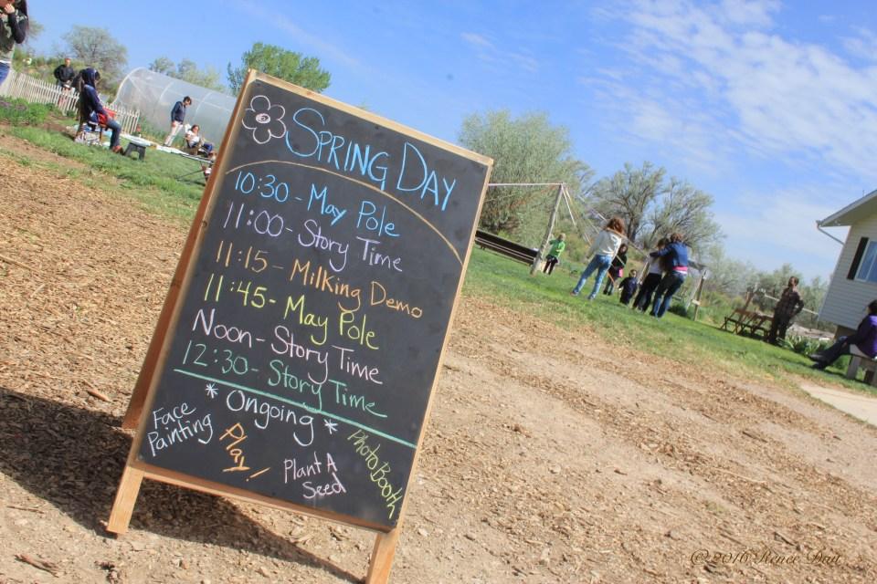 6011 red acre spring day activities