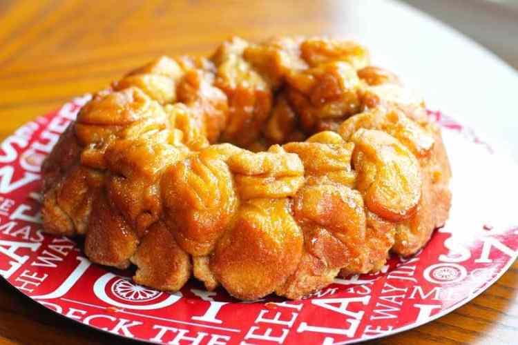 Mom's Monkey Bread