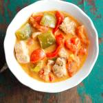Paleo Brazilian Fish Stew