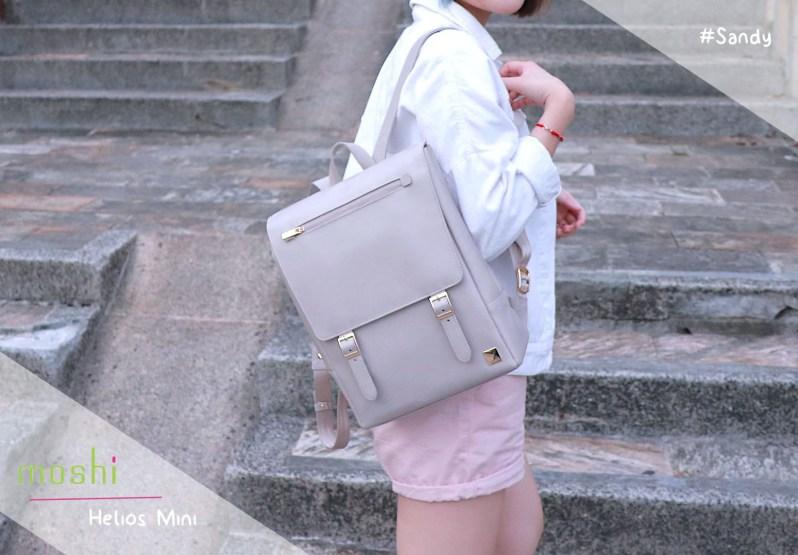 moshi helios mini 時尚雙肩迷你後背包 11