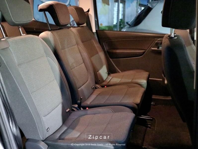 座椅歸位,檢查遺留物,維護良好的用車環境需要大家一起維持。