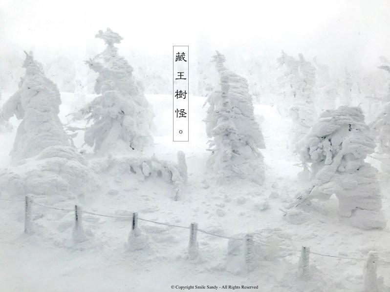 日本東北推薦景點-藏王樹冰