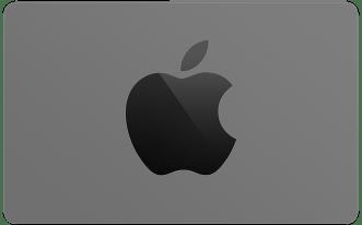 Apple 禮品卡