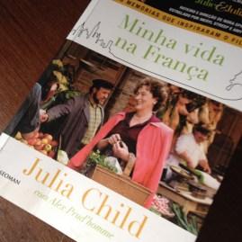 livro minha vida na frança julia child