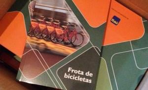 manual frota de bicicletas transporte ativo