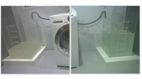 comparativo lava&seca smart care e lavadora comum